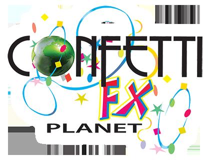 Confetti FX Planet